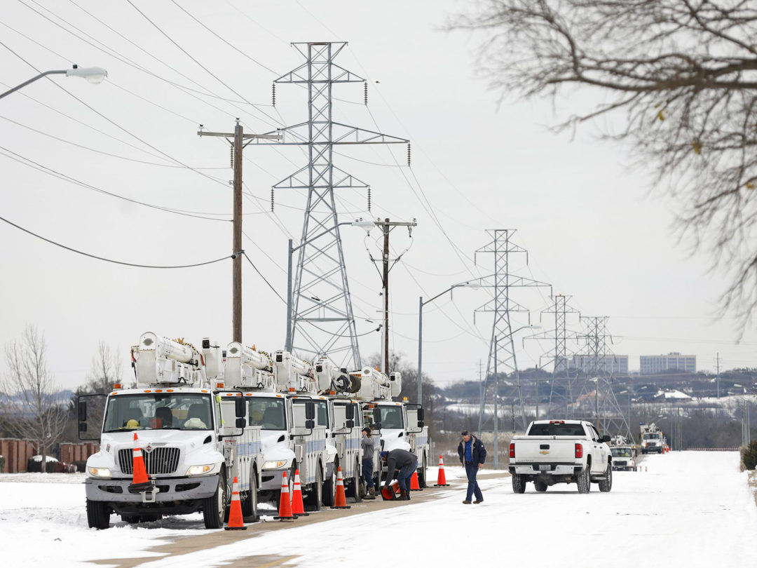 In Texas's Black-Swan Blackout, Everything Went Wrong at Once