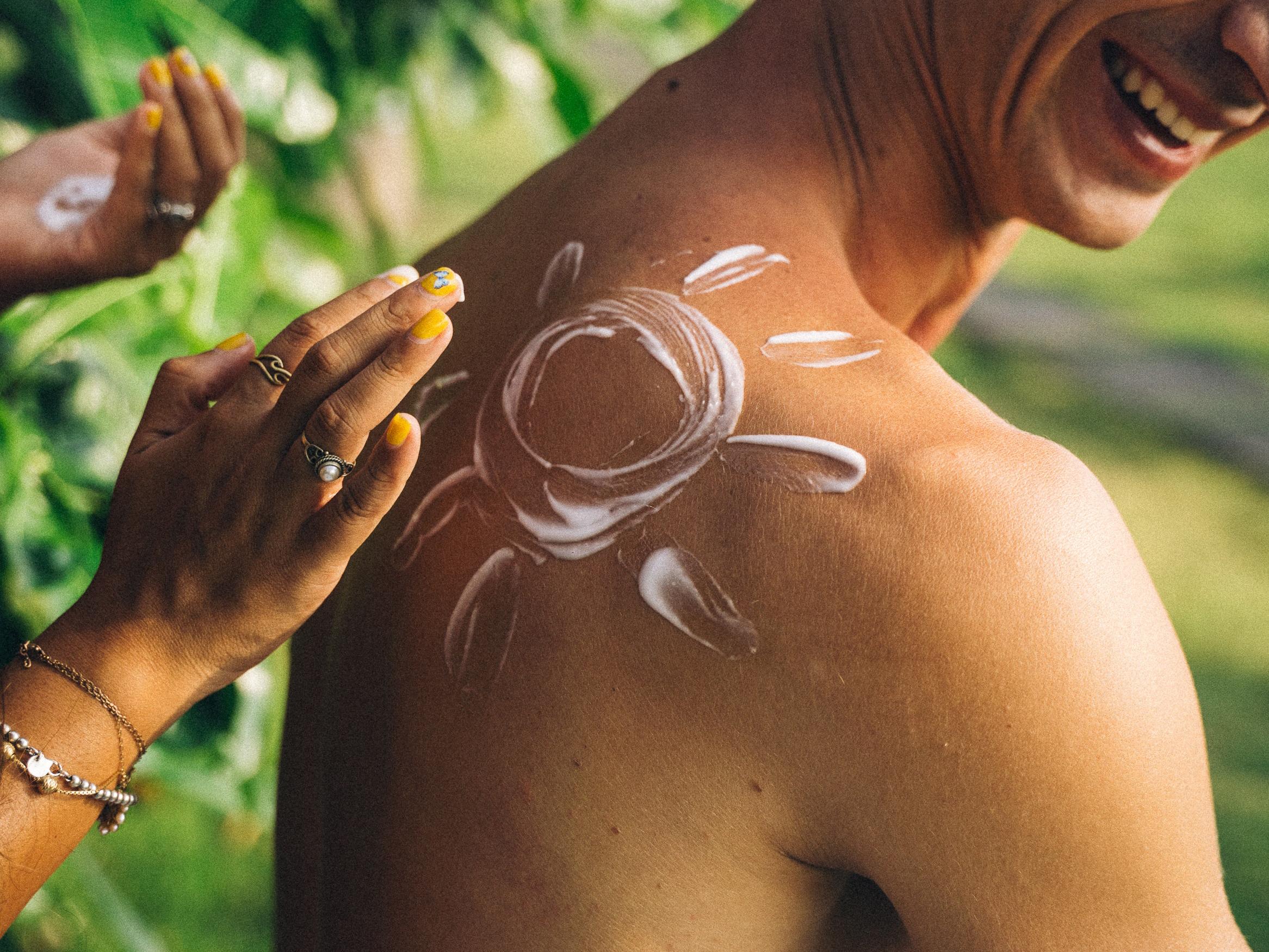 0601 sunscreen