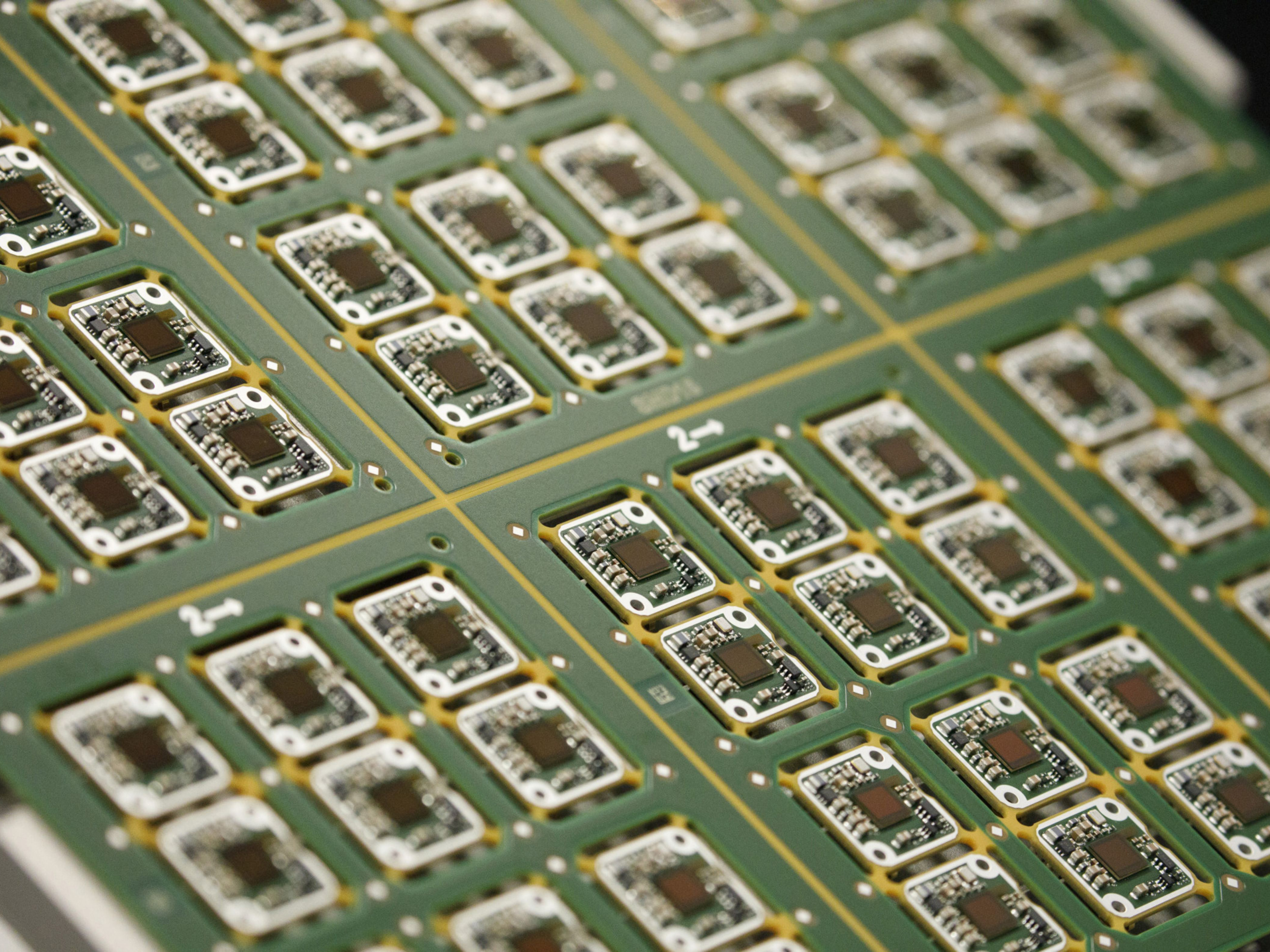 sensor circuits