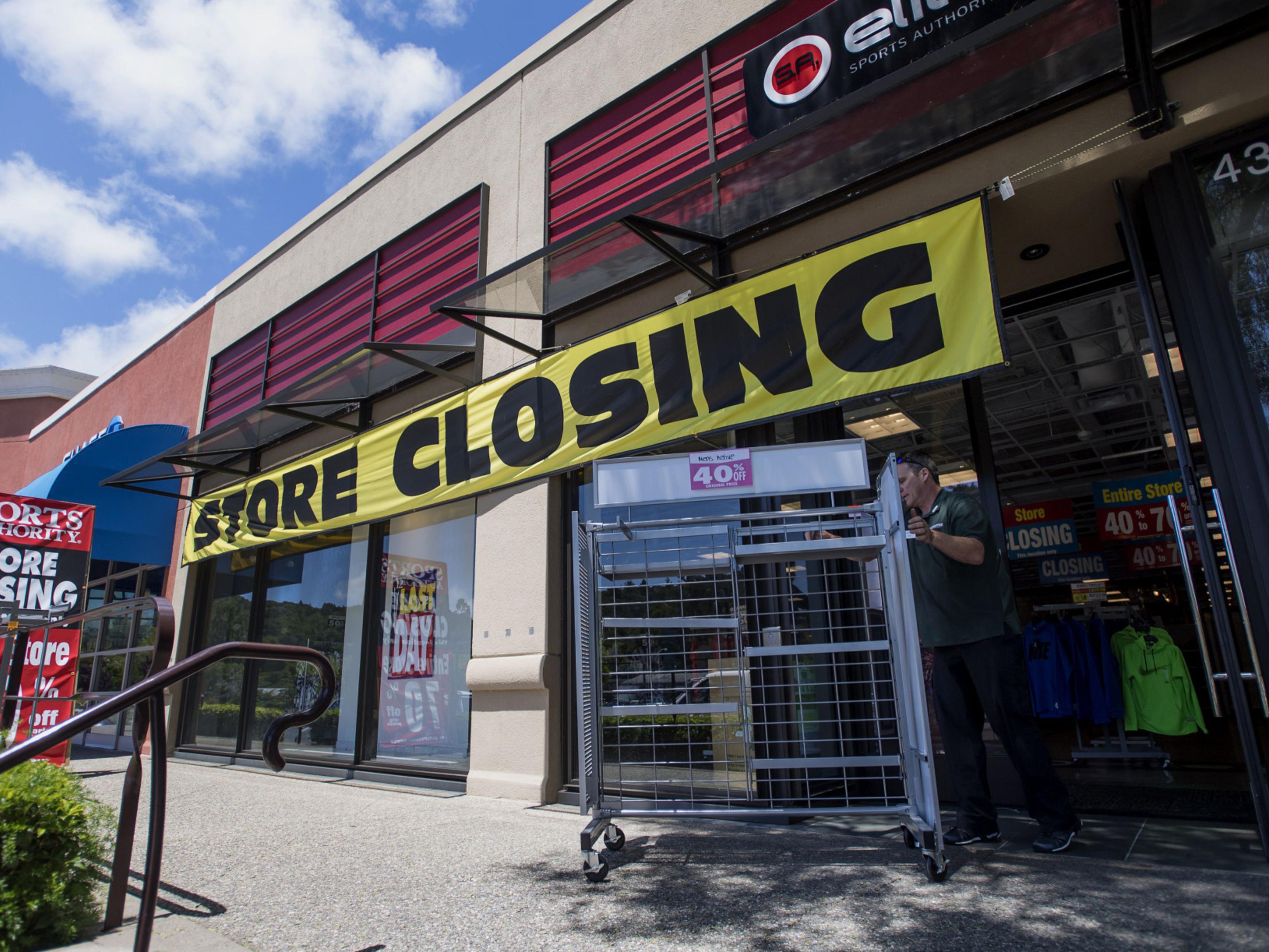 Store Liquidation