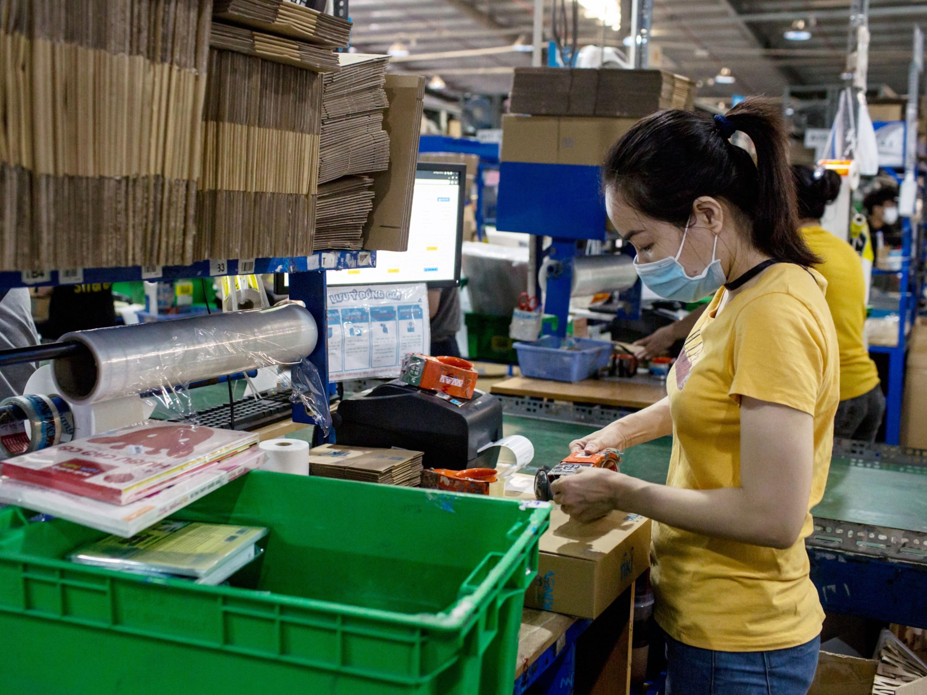 Vietnam trade