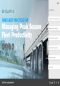 Three Best Practices for Managing Peak Season Fleet Productivity