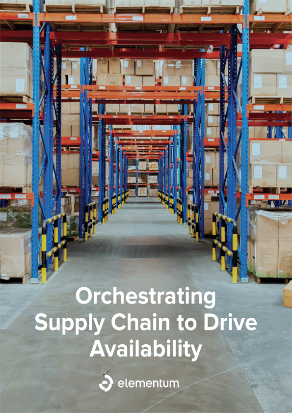 Orchestrating Your Supply Chain to Drive Availability