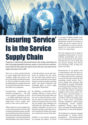 Ensuring 'Service' is in the Service Supply Chain
