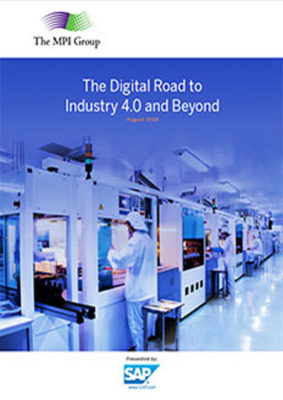 SAP – The Digital Road to Industry 4.0