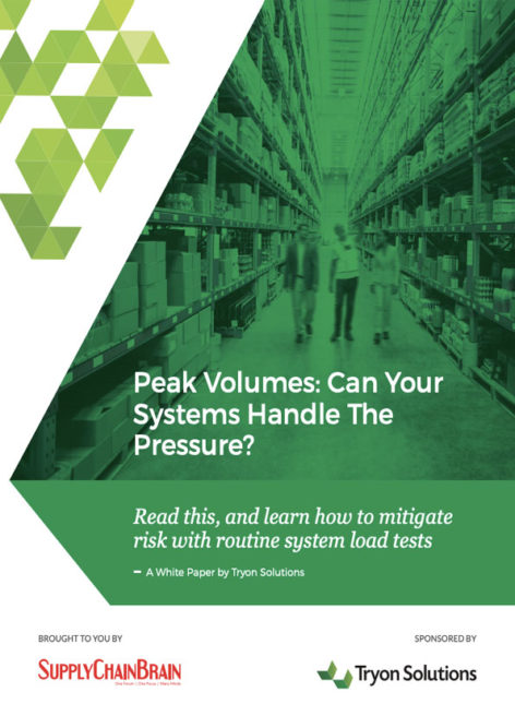 Peak Volumes: Can Your Systems Handle the Pressure?