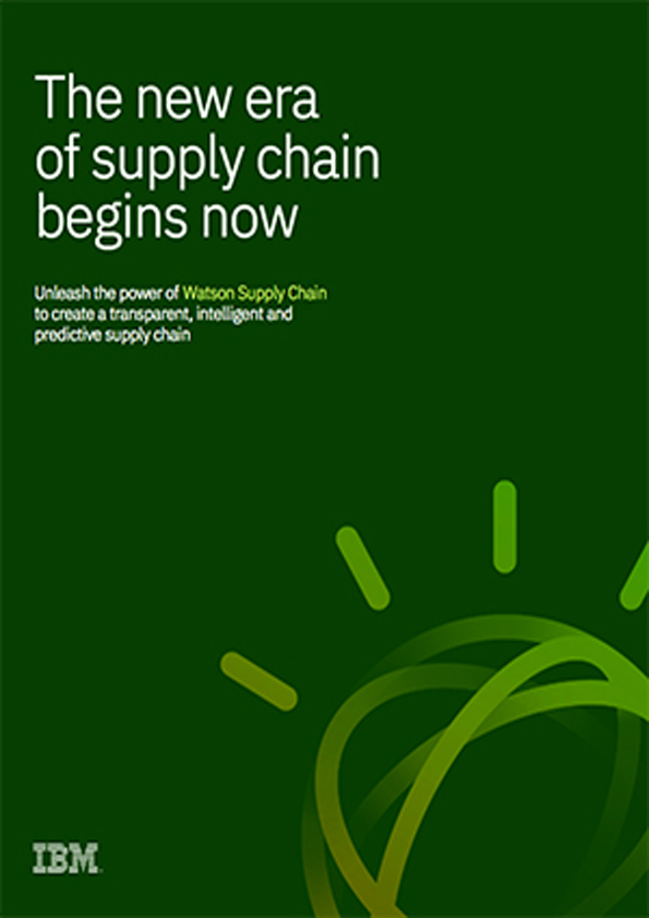 Watson Supply Chain Point of View