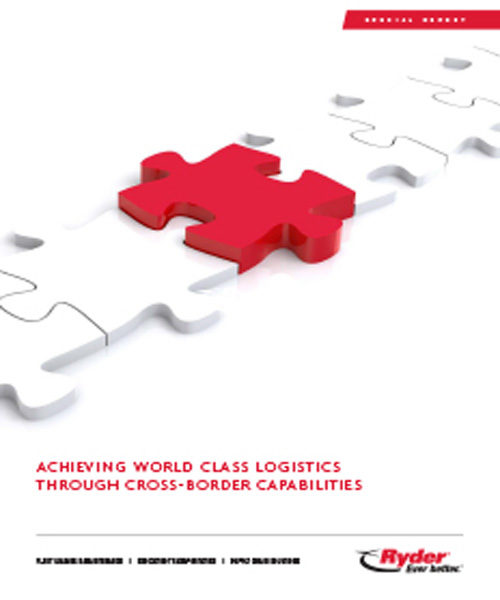 Ryder – Achieving World Class Logistics Through Cross-Border Capabilities