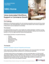 Voice Automated Workflows Support eCommerce Growth at NBG Home
