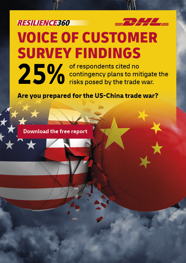 Impact of the US-China Trade War on Global Supply Chains