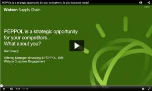 PEPPOL is a strategic opportunity for your competitors. Is your business ready?