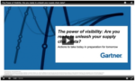 IBM – The Power of Visibility: Are you ready to unleash your supply chain data?