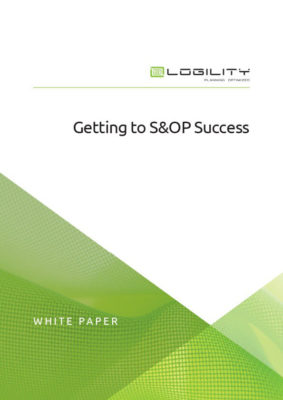 Getting to S&OP Success