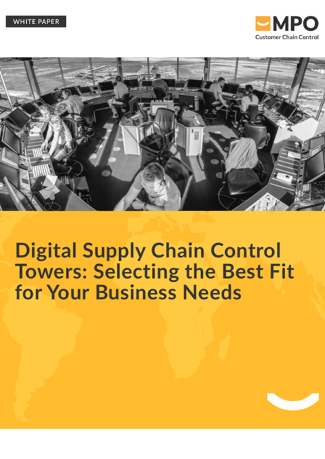 Digital Supply Chain Control Towers: Selecting the Best Fit for Your Business Needs
