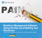Workforce Management Software: Taking the Pain out of Staffing Your Warehouse