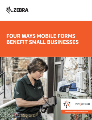 Four Ways Mobile Forms Benefit Small Businesses