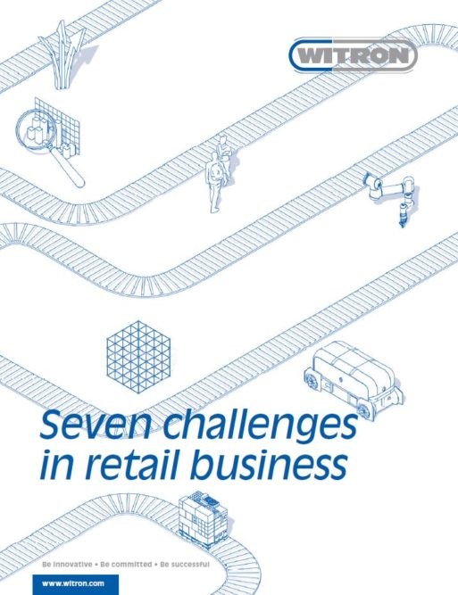 Seven Challenges in Retail Business