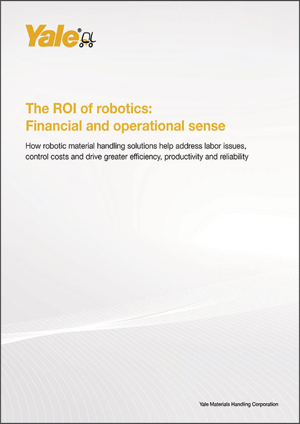 The ROI of Robotics: Financial and Operational Sense