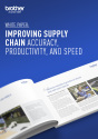 Improving Supply Chain Accuracy, Productivity, and Speed
