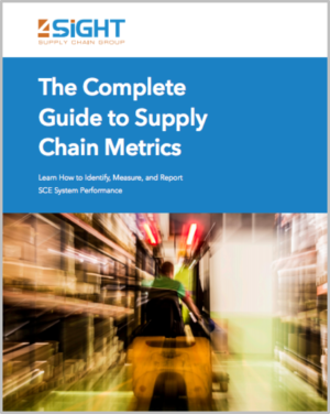 The Complete Guide to Supply Chain Metrics