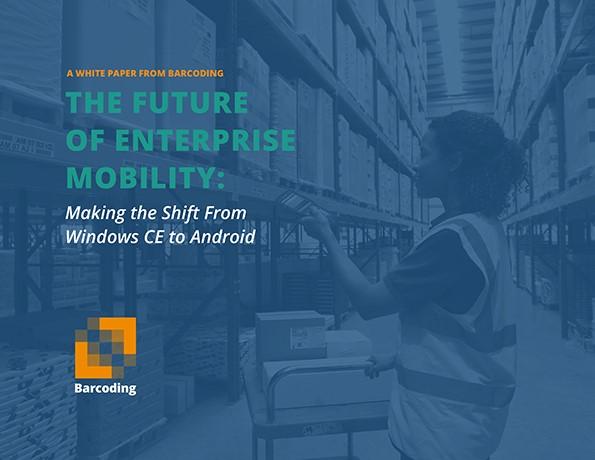 Barcoding future of enterprise mobility