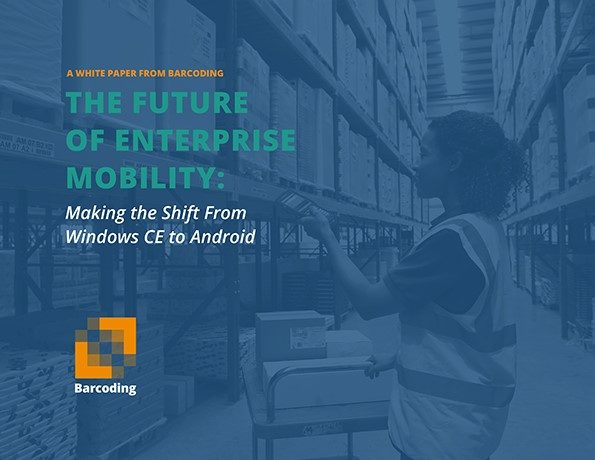 The Future of Enterprise Mobility: Making the Shift from Windows CE to Android