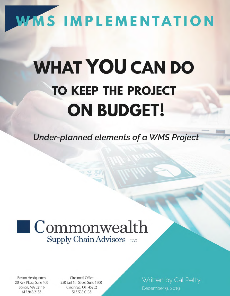 Commonwealthsca wms implementation