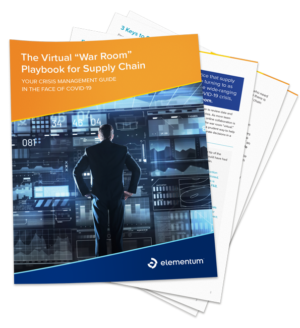 "The Virtual ""War Room"" Playbook for Supply Chains"
