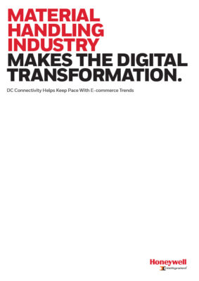 Material Handling Industry Makes the Digital Transformation