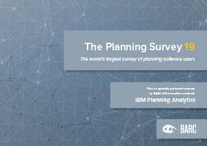 Ibm barcs planning survey