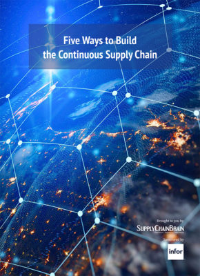 Five Ways to Build the Continuous Supply Chain