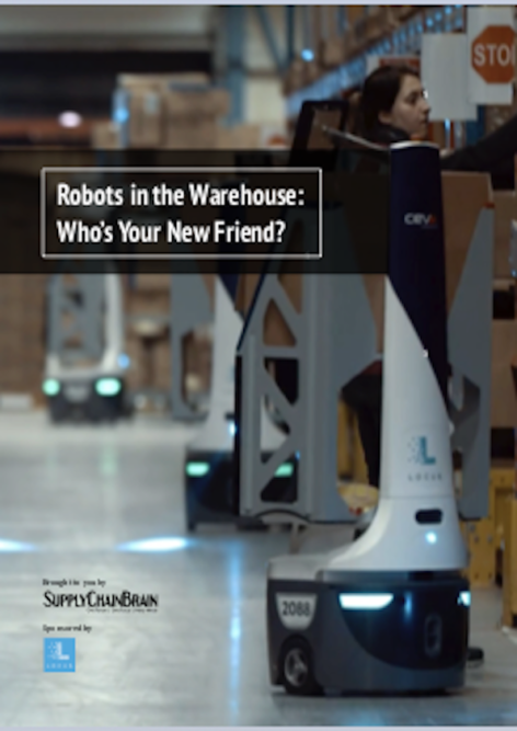 Robots in the Warehouse: Who's Your New Friend?
