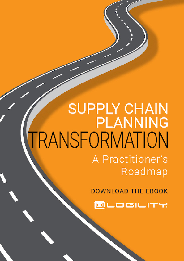 Logility supply chain planning transformation