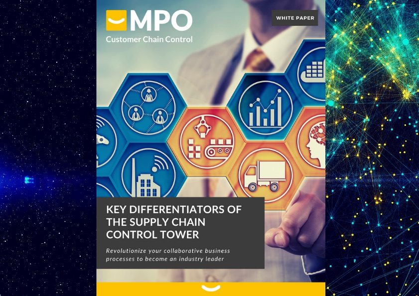 Key Differentiators of the Supply Chain Control Tower for Orchestration