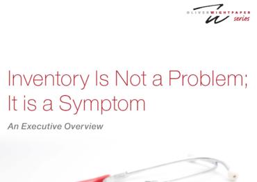 Oliverwight inventory governance not a problem