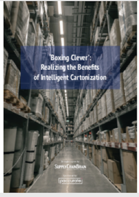 'Boxing Clever': Realizing the Benefits of Intelligent Cartonization