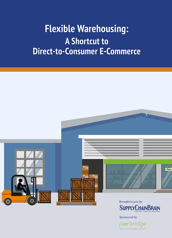 Pierbridge flexible warehousing shortcut