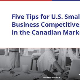 Purolator canadian competitiveness