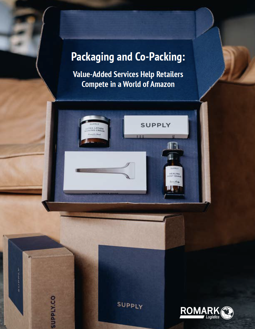 Romark packaging and co packing