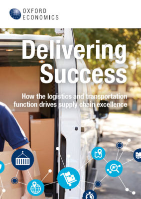 Delivering Success: How the Logistics and Transportation Function Drives Supply Chain Excellence