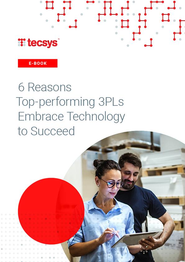 Tecsys 6 reasons top performing 3pls