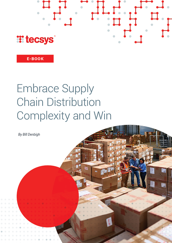 Tecsys embrace supply chain complexity