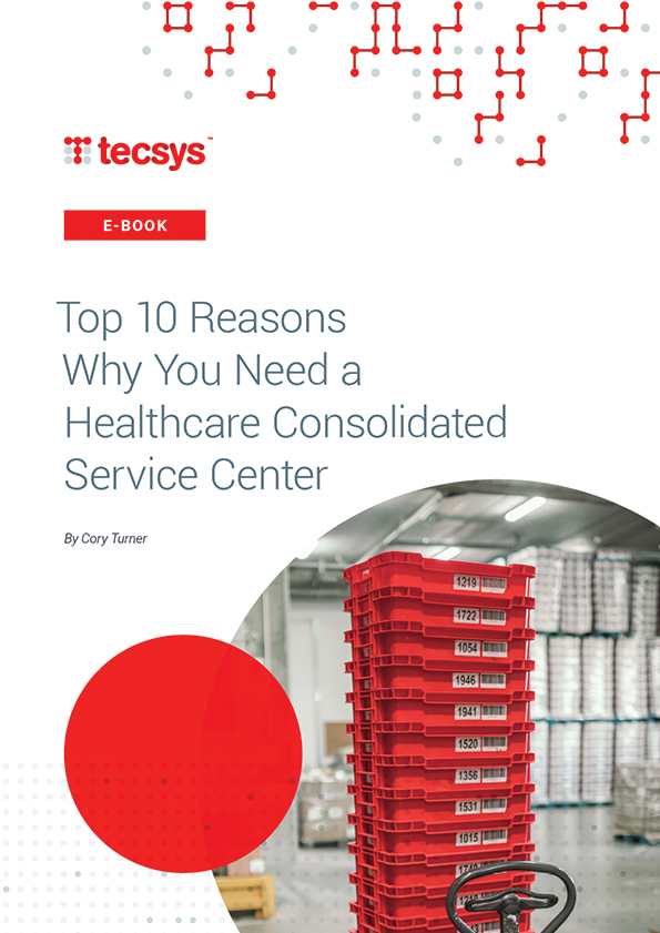 Tecsys top 10 reasons why healthcare