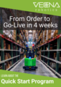 Quick-Start Guide: From Order to Go-Live in 4 Weeks