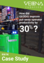 Case Study: How did GEODIS improve put-away operator productivity by 30%?