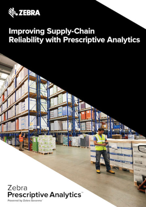 Improving Supply-Chain Reliability with Prescriptive Analytics