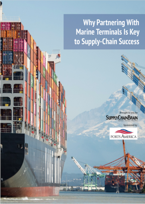 Why Partnering With Marine Terminals Is Key to Supply-Chain Success
