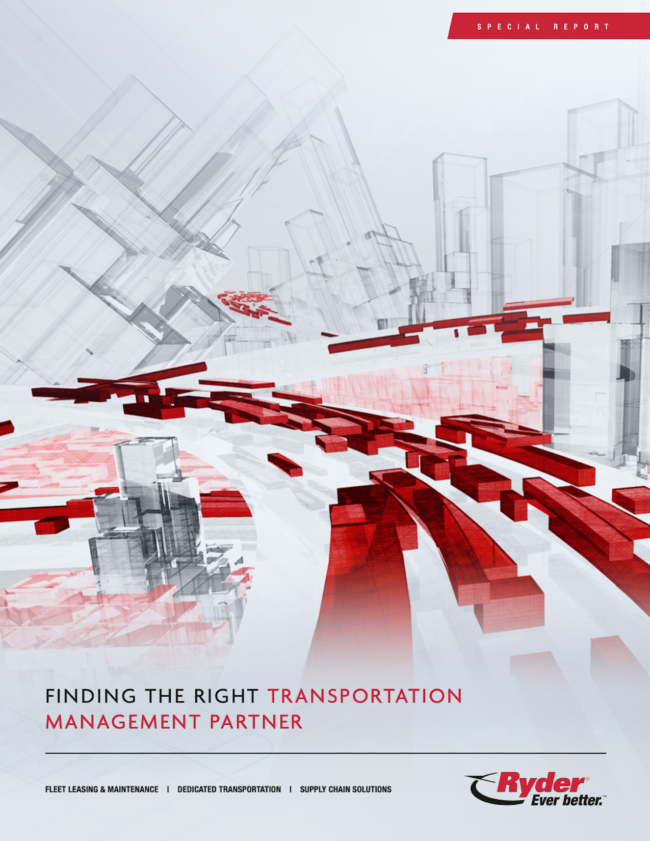 Ryder - Finding the Right Transportation Management Partner