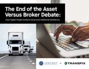 The End of the Asset Versus Broker Debate