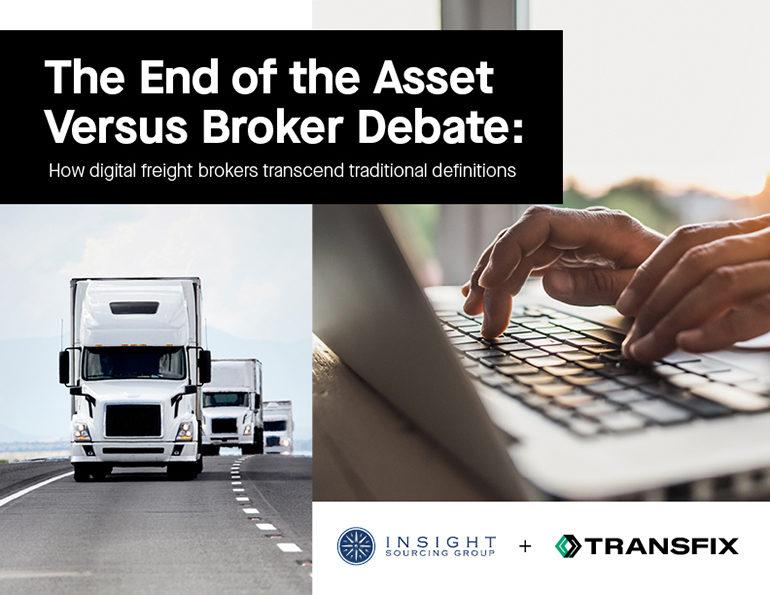 The End of the Asset Versus Broker Debate